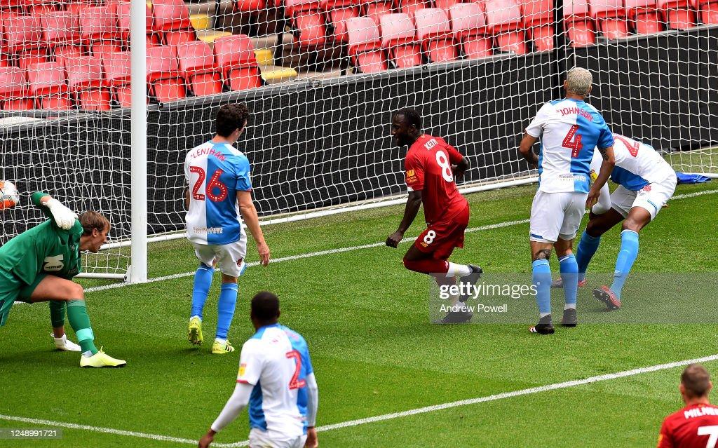 Liverpool v Blackburn Rovers: Friendly : News Photo