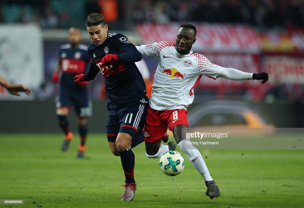 RB Leipzig v FC Bayern Muenchen - Bundesliga : News Photo