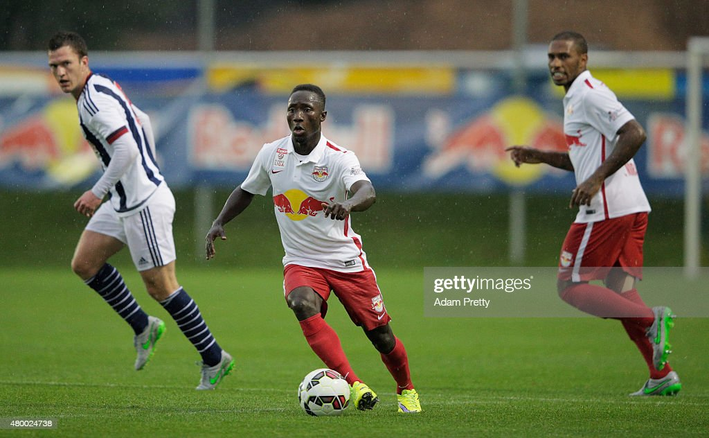 Red Bull Salzburg v West Brom - Friendly Match