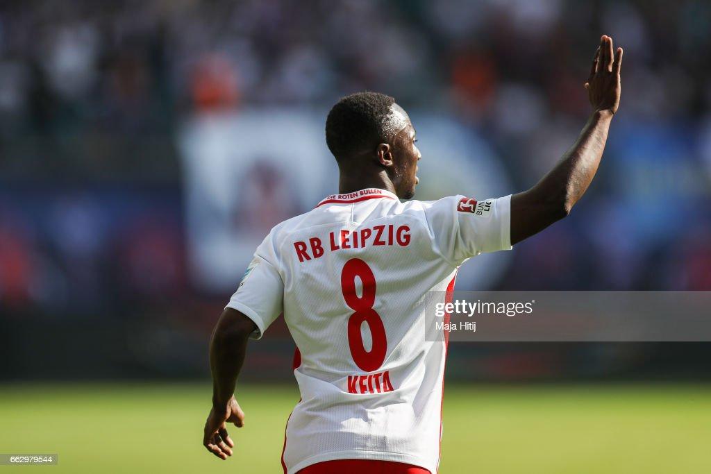 RB Leipzig v SV Darmstadt 98 - Bundesliga