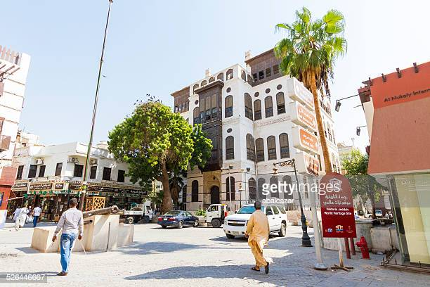 naceef's house and plaza in jeddah - jiddah stock pictures, royalty-free photos & images