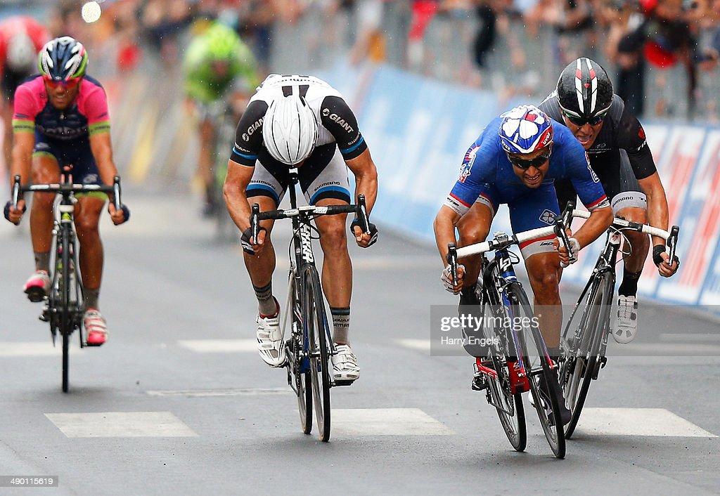 2014 Giro d'Italia - Stage Four : ニュース写真