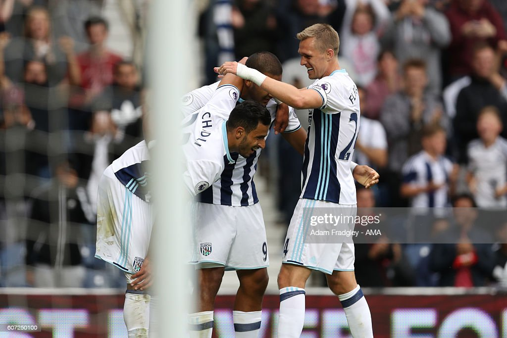 West Bromwich Albion v West Ham United - Premier League : News Photo