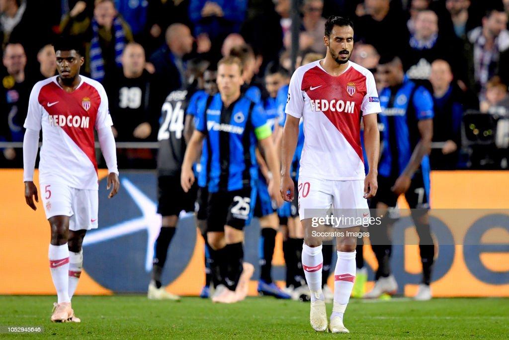 Club Brugge v AS Monaco - UEFA Champions League : News Photo