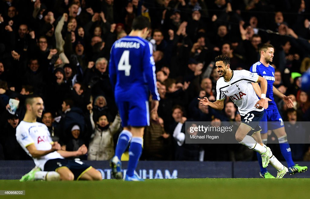 Tottenham Hotspur v Chelsea - Premier League : News Photo