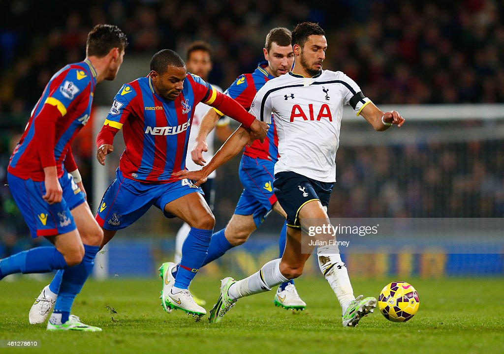 Crystal Palace v Tottenham Hotspur - Premier League : News Photo