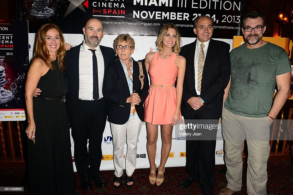 Cinema From Spain Film Festival - Arrivals