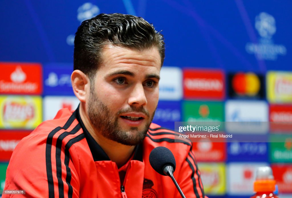 CZE: Real Madrid Training and Press Conference