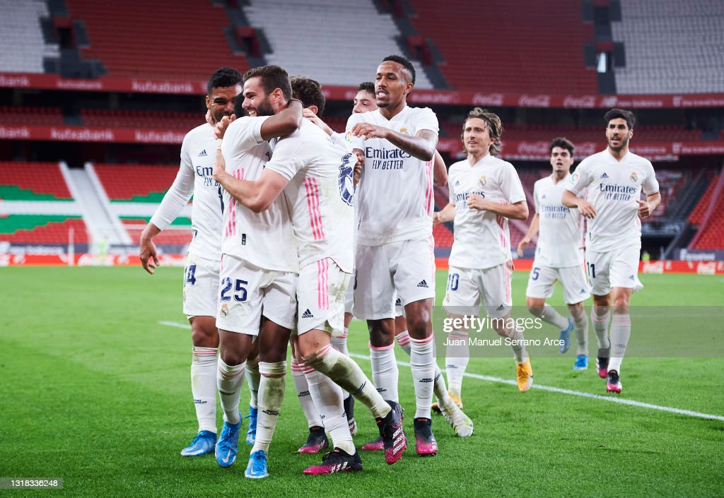 Athletic Club v Real Madrid - La Liga Santander : News Photo