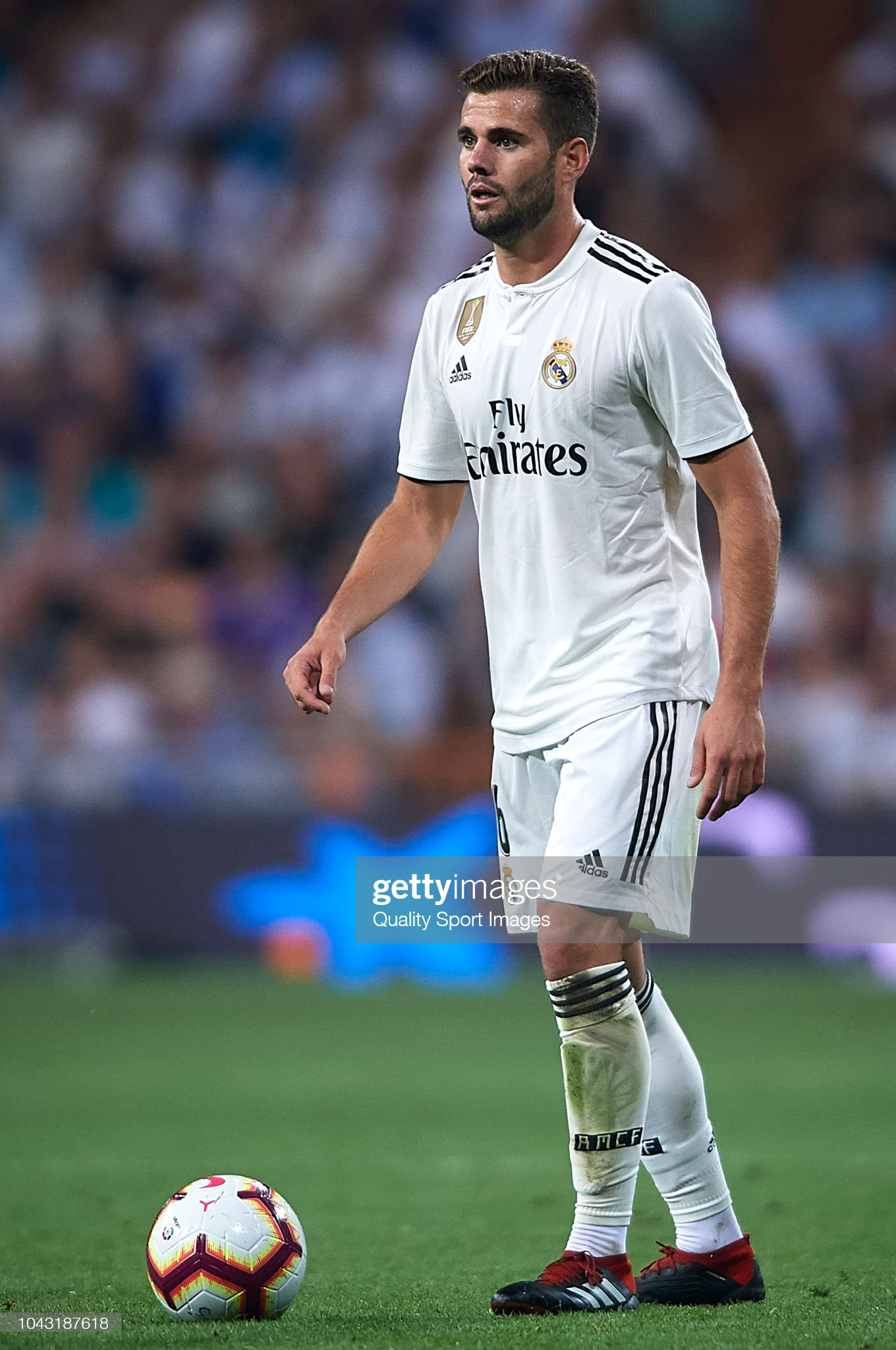 ¿Cuánto mide Nacho Fernández? - Altura Nacho-fernandez-of-real-madrid-in-action-during-the-la-liga-match-picture-id1043187618?s=2048x2048