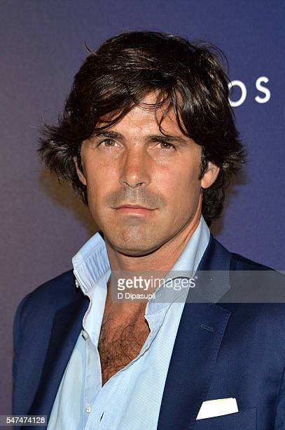 Nacho Figueras attends the Piaget new timepiece launch at the Duggal Greenhouse on July 14, 2016 in New York City.