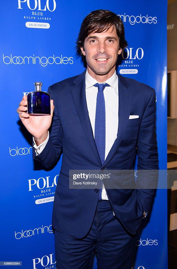 Nacho Figueras Celebrates The Polo Blue Eau De Parfum Launch