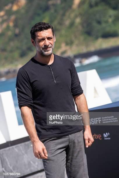 Nacho Fresneda attends the 'El Reino' Photocall during the 66th San Sebastian Film Festival in San Sebastian on September 22 2018 in San Sebastian...