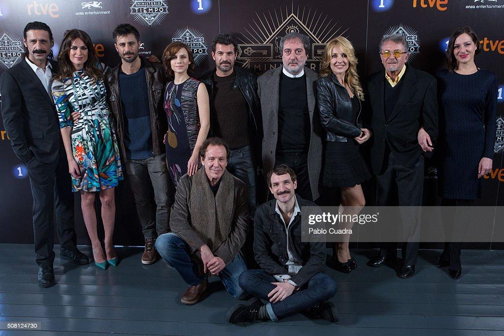 'El Ministerio del Tiempo' Second Season Presentation
