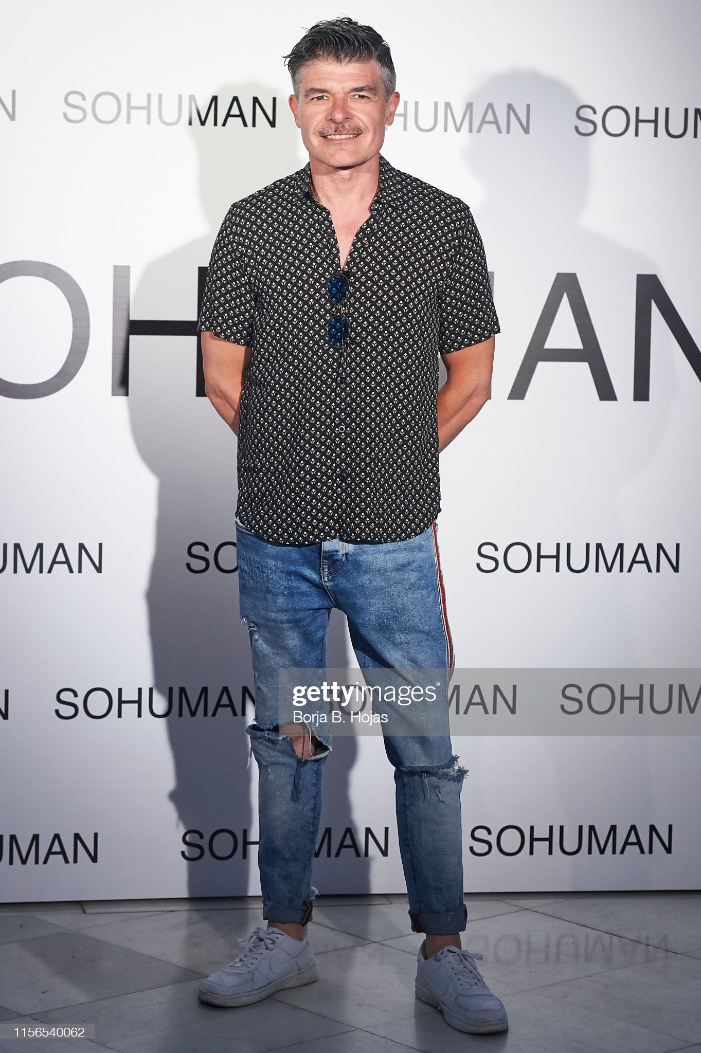 ¿Cuánto mide Nacho Guerreros? - Altura Nacho-guerreros-attends-photocall-before-sohuman-fashion-show-on-june-picture-id1156540062?s=2048x2048