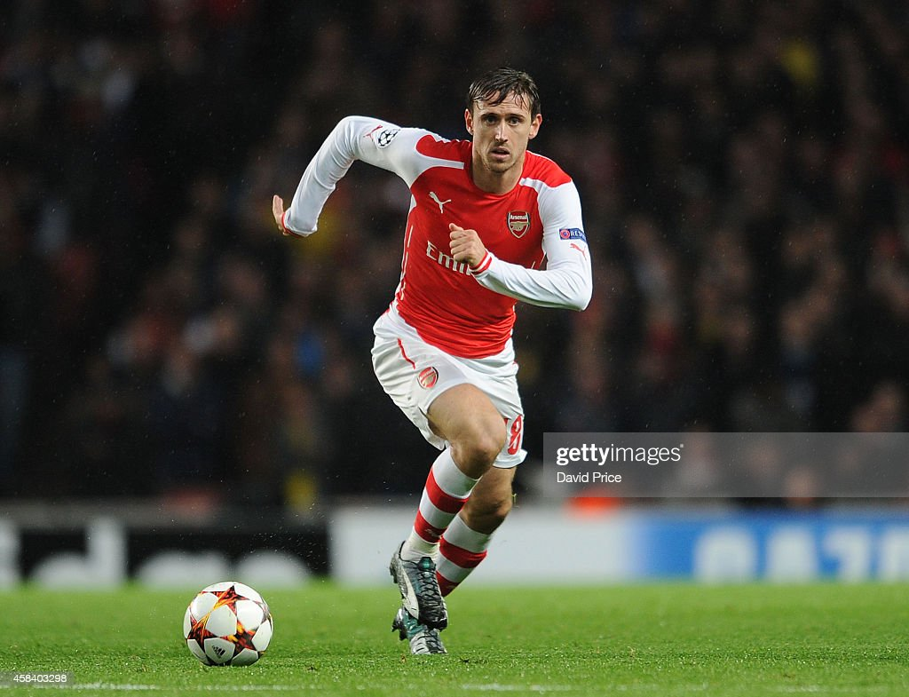 Arsenal FC v RSC Anderlecht - UEFA Champions League : News Photo