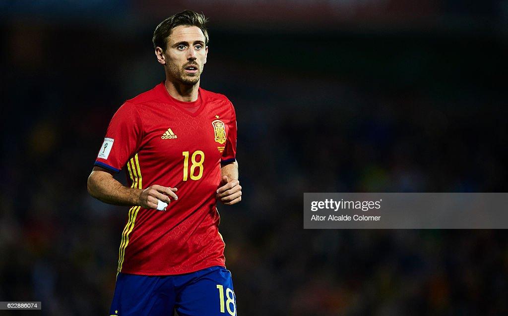 Spain v FYR Macedonia - FIFA 2018 World Cup Qualifier : News Photo