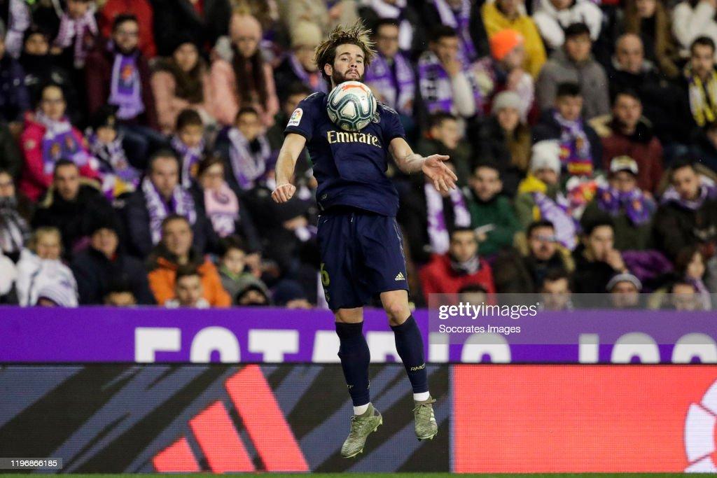 Real Valladolid v Real Madrid - La Liga Santander : News Photo