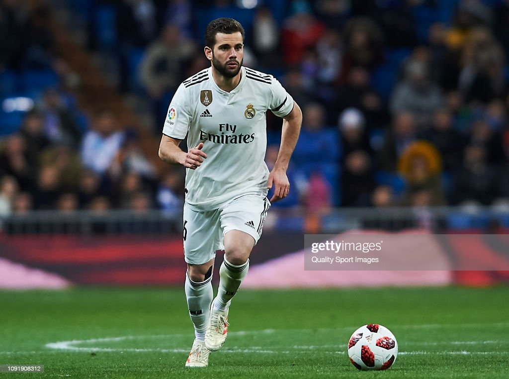Real Madrid v Leganes - Copa del Rey Round of 16 : News Photo