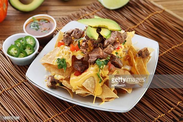 nacho - nachos stock photos and pictures
