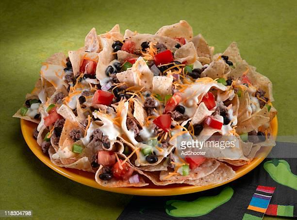 nachos - nachos stock photos and pictures