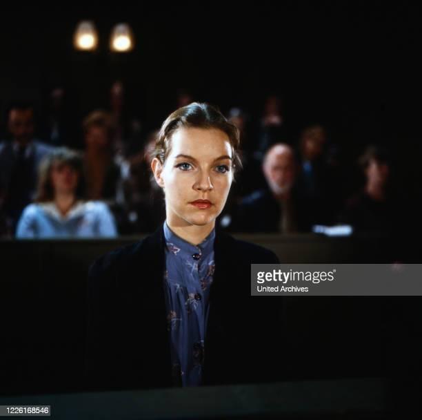 Nachruf auf Othello, Fernsehfilm, Deutschland 1983, Regie: Michael Braun, Darsteller: Dietlinde Turban.