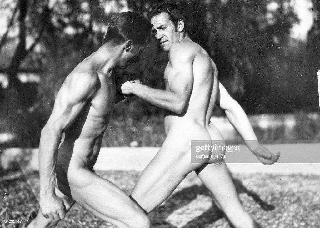 Nackte Aussie Männer