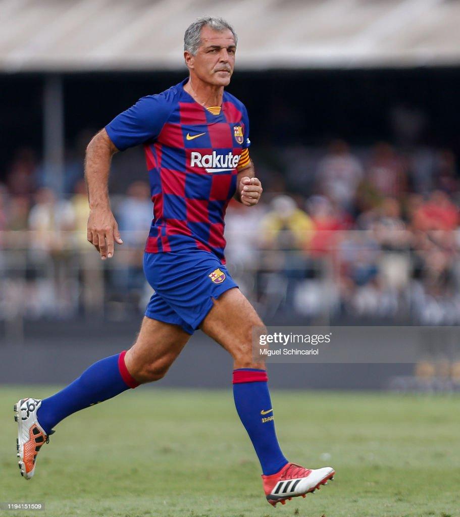 Legends Cup Brazil 2019 : Photo d'actualité