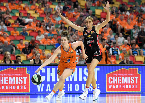 AUS: WNBL Rd 4 - Perth v Townsville