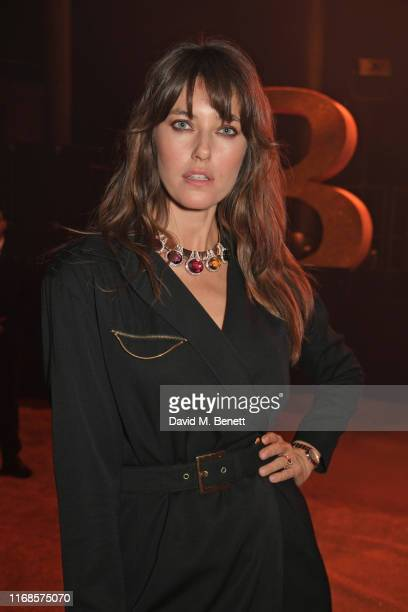 Nadejda Savcova attends the Bvlgari Serpenti Seduttori launch at the Roundhouse on September 15 2019 in London England