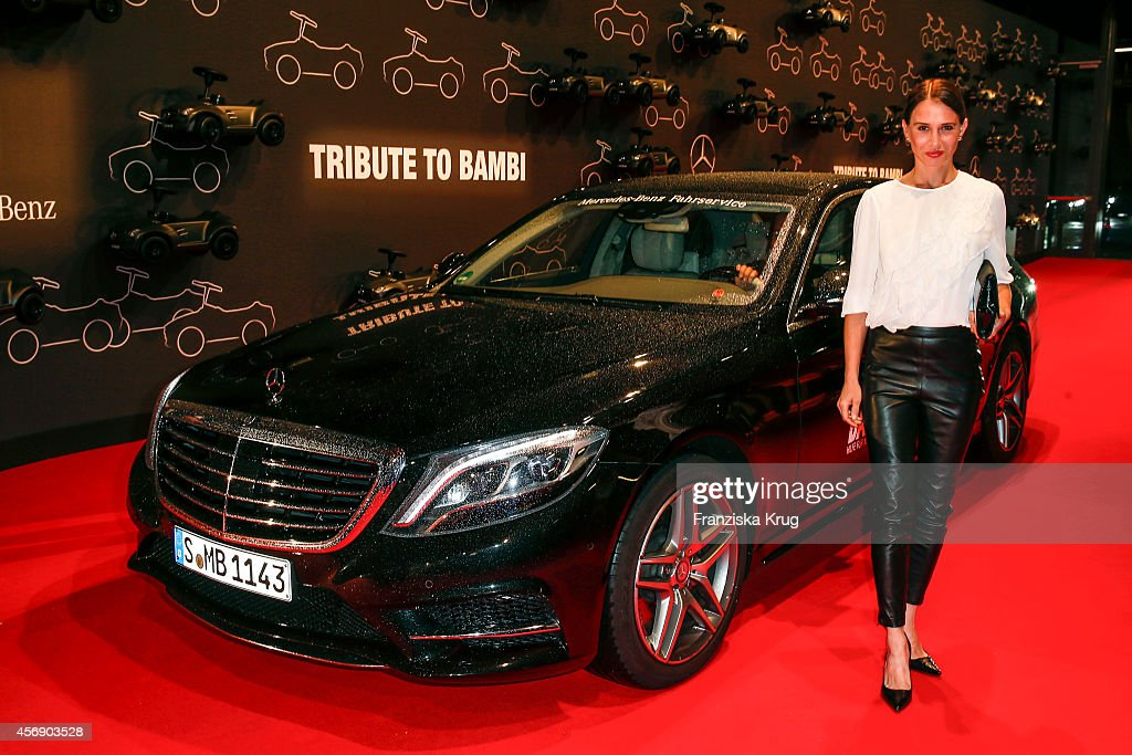 Tribute To Bambi 2014 - Red Carpet Arrivals