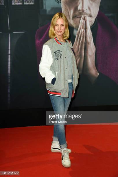 Nadeshda Brennicke attends the world premiere of 'Culpa' on May 9, 2017 in Berlin, Germany.