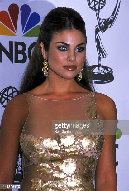 Nadia Bjorlin Stock Photos And Pictures Getty Images