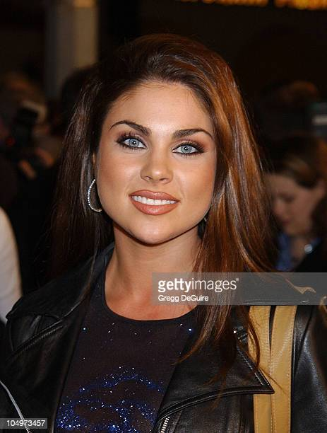 Nadia Bjorlin during High Crimes Premiere at Mann Village Theatre in Westwood California United States