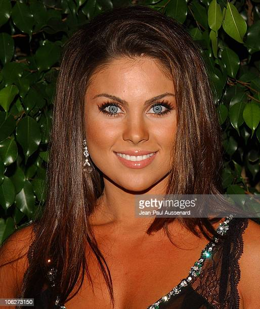 Nadia Bjorlin during NBC's Days of Our Lives 40th Anniversary Celebration at Hollywood Palladium in Hollywood California United States