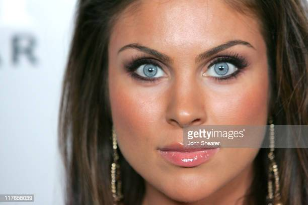 Nadia Bjorlin during YMI Jeanswear Celebrates Their BiAnnual Fashion Show Red Carpet and Inside at Boulevard3 in Los Angeles California United States