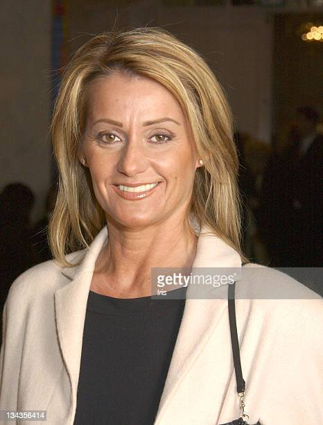 Nadia Comaneci during Muscle Team Benefit Party at Beverly Plaza Hotel in Los Angeles CA United States