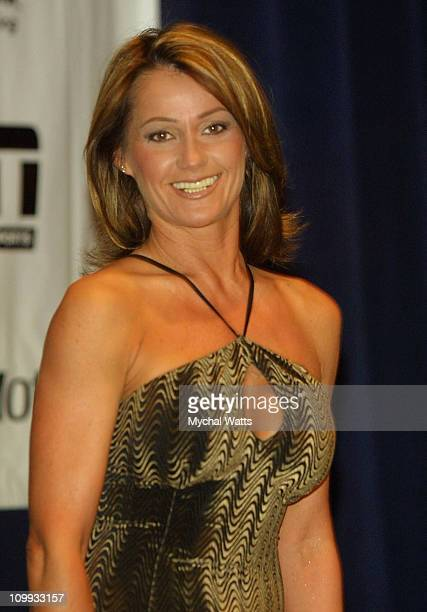 Nadia Comaneci during Women's Sports Foundation's Annual Salute to Women in Sports Awards Dinner at Waldorf Astoria in New York New York United States