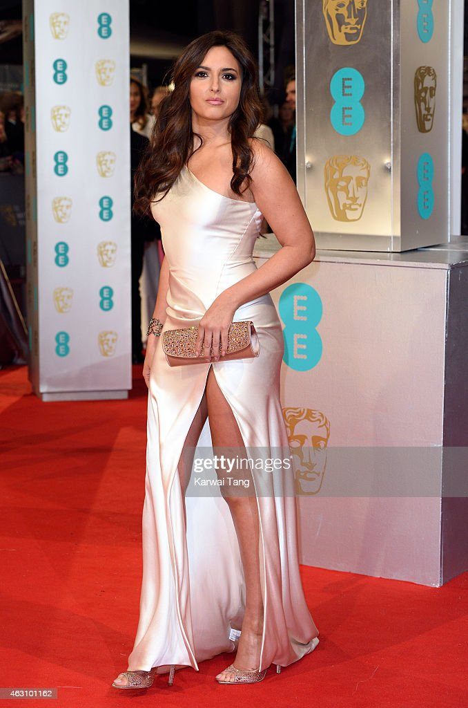 Nadia Forde attends the EE British Academy Film Awards at The Royal Opera House on February 8, 2015 in London, England.