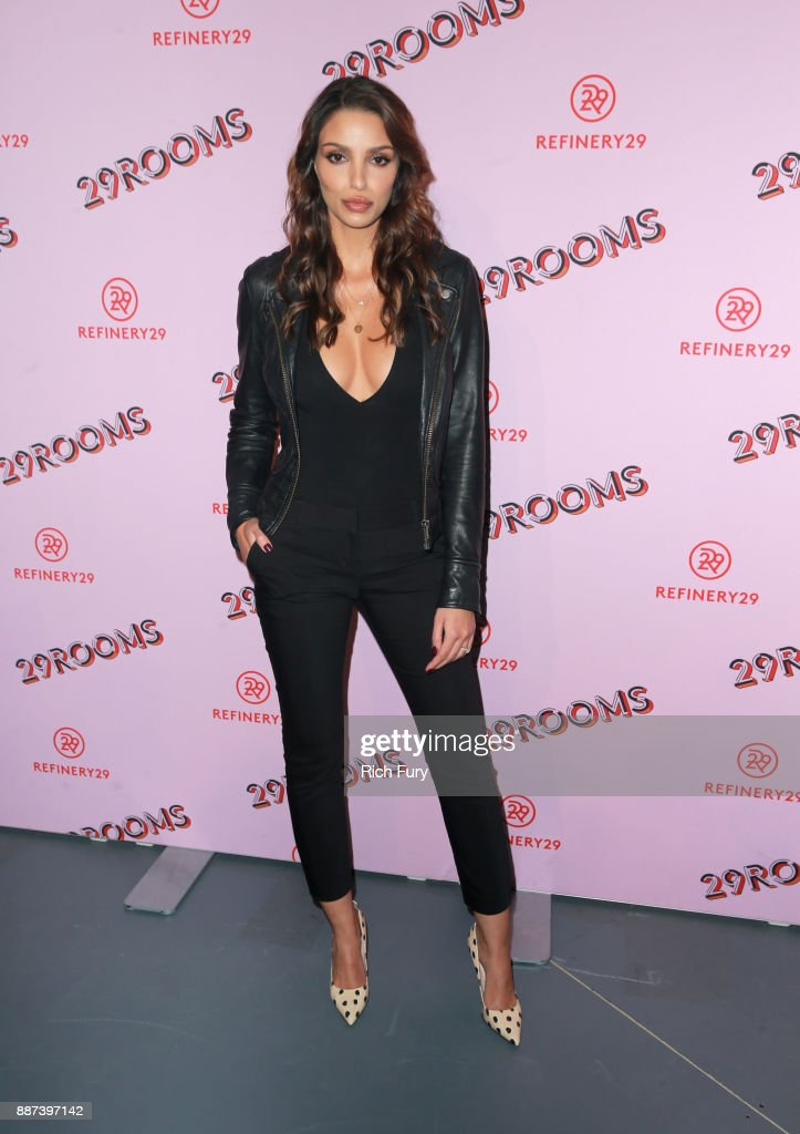 Nadia Gray attends Refinery29 29Rooms Los Angeles: Turn It Into Art Opening Night Party at ROW DTLA on December 6, 2017 in Los Angeles, California.