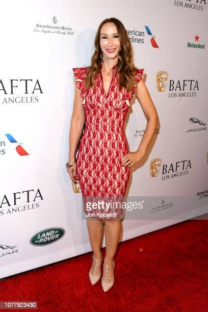 Nadia Jordan attends The BAFTA Los Angeles Tea Party at Four Seasons Hotel Los Angeles at Beverly Hills on January 5 2019 in Los Angeles California