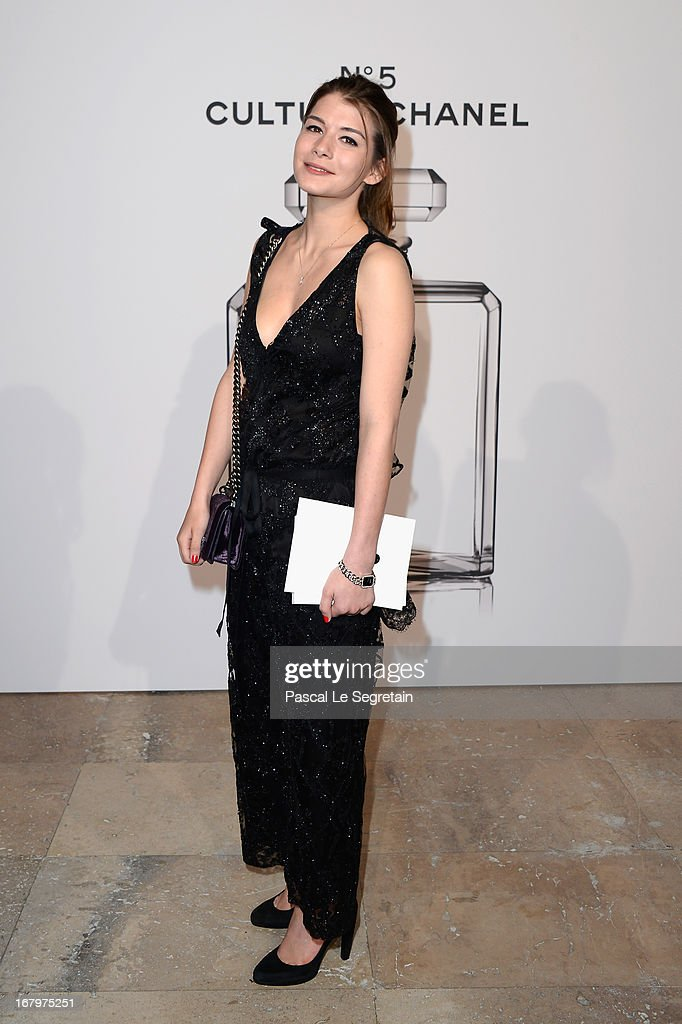'N°5 Culture Chanel' Exhibition - Photocall At Palais de Tokyo In Paris