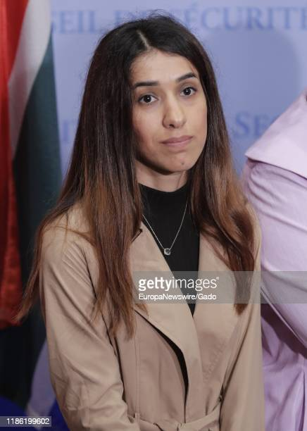 Nadia Murad Nobel Laureate and Goodwill Ambassador for the Dignity of Survivors of Human Trafficking of the United Nations Office on Drugs and Crime...