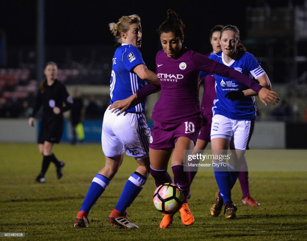 Birmingham City Ladies v Manchester City Women - WSL : News Photo