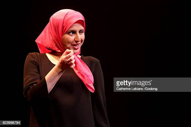 nadia roz - comedian stock pictures, royalty-free photos & images