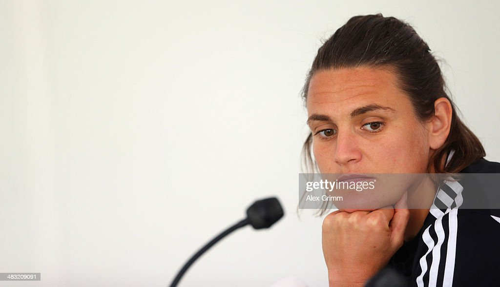 Germany Women's - Press Conference