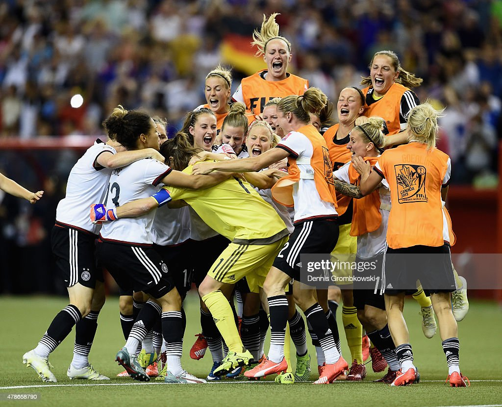 In Focus: Best Of Germany v France - FIFA Women's World Cup 2015