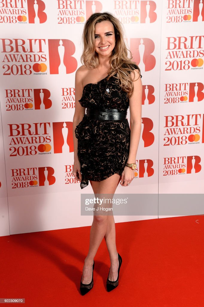 The BRIT Awards 2018 - VIP Arrivals : News Photo
