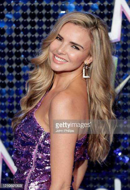 Nadine Coyle attends The Global Awards 2020 at Eventim Apollo, Hammersmith on March 05, 2020 in London, England.
