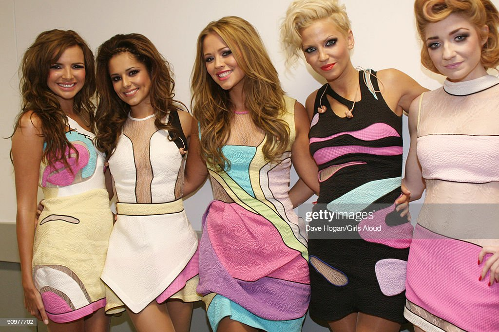 Girls Aloud Perform At Wembley Stadium